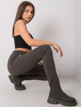 Spodnie dresowe-RV-DR-7073.09P-khaki [zul]